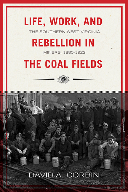 Life, Work, and Rebellion in the Coal Fields