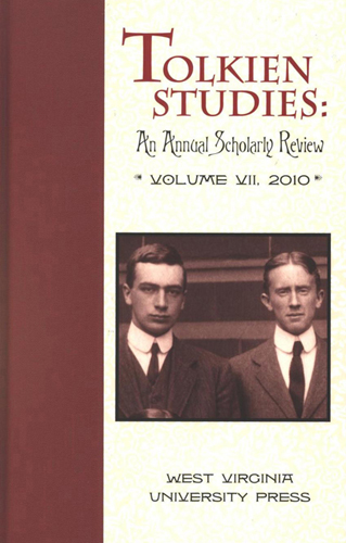 Tolkien Studies Volume 7