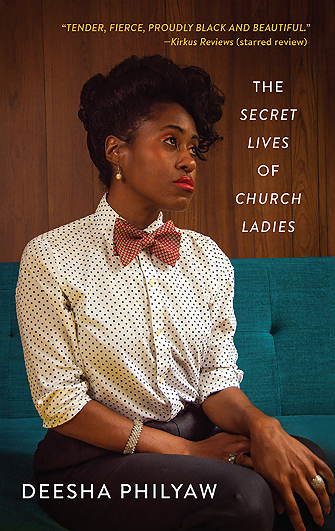 The Secret Lives of Church Ladies cover