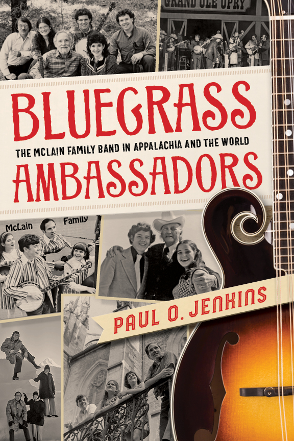 Bluegrass Ambassadors cover