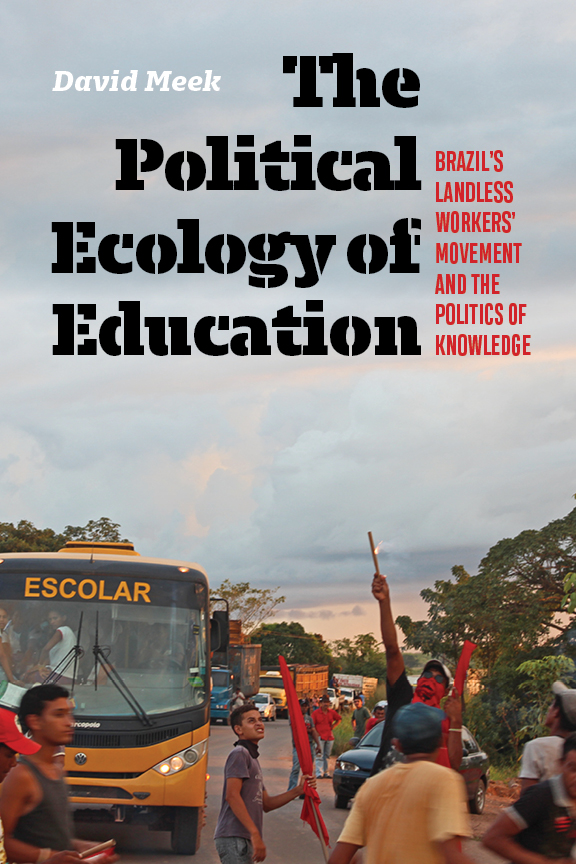 The Political Ecology of Education cover