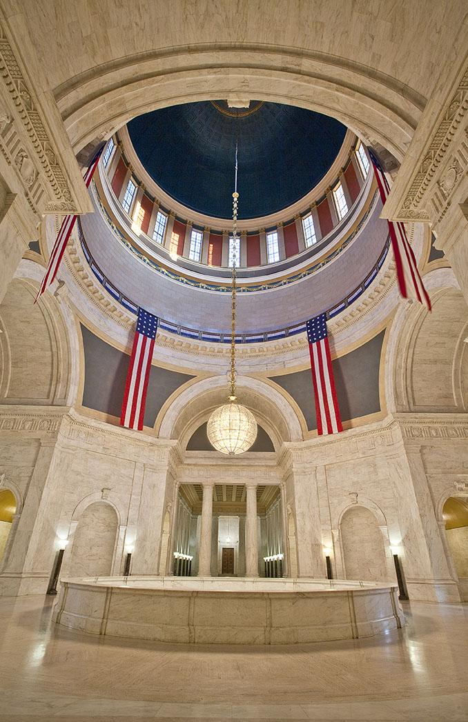 Cass Gilbert S West Virginia State Capitol West Virginia